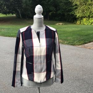Plaid Merona Blazer